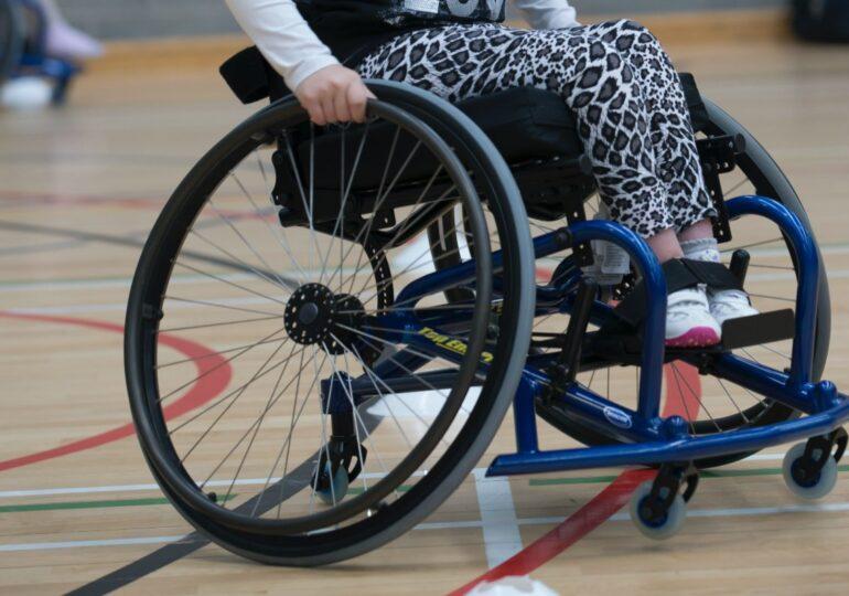 Un lugar para el tenis en silla de ruedas