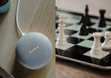 Si Gambito de dama estuviera protagonizado por Altavoces inteligentes ¿Quién crees que ganaría en una partida, Google Assistant o Alexa?