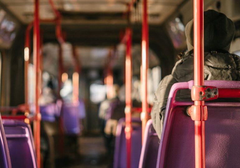 Las plazas de autobús y tranvía de Murcia suben al 80%