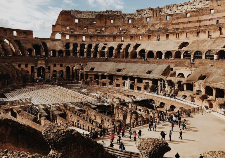 El Coliseo Romano tendrá suelo en 2023