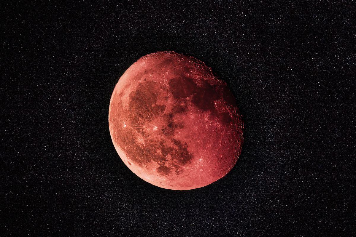 ¿Cuándo es la Superluna 2021? Luna de sangre y Luna de las Flores.